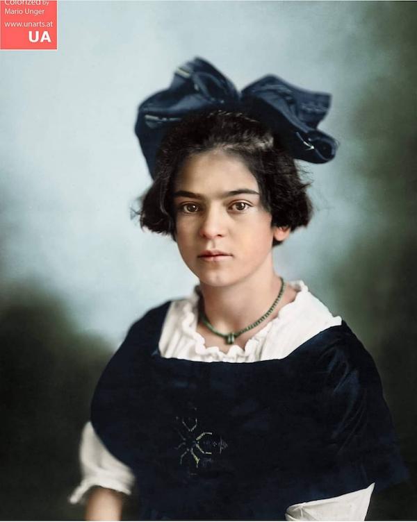 Impressive colorization of century-old photos