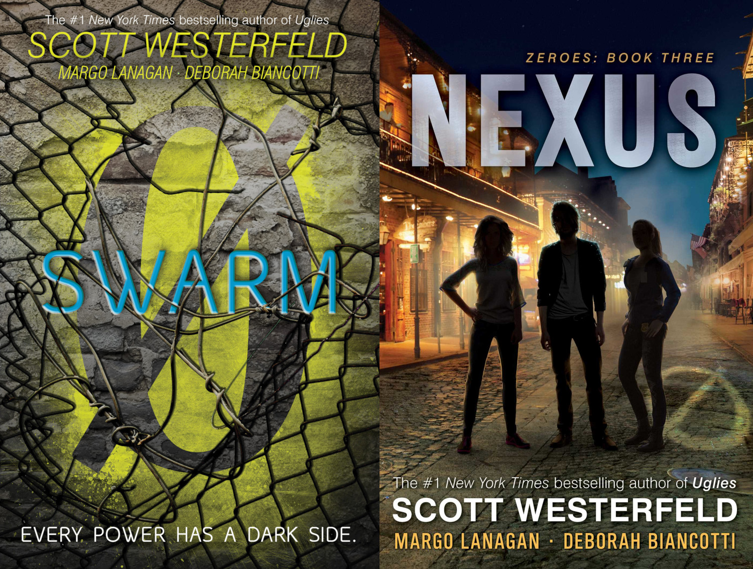 Feeds items by cory doctorow in 2015 scott westerfeld margo lanagan and deborah biancotti published zeroes a wonderful intricately plotted ya thriller about the discovery by a group fandeluxe Image collections