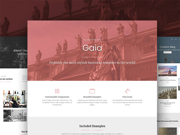 Why you should build your sites with this Bootstrap theme