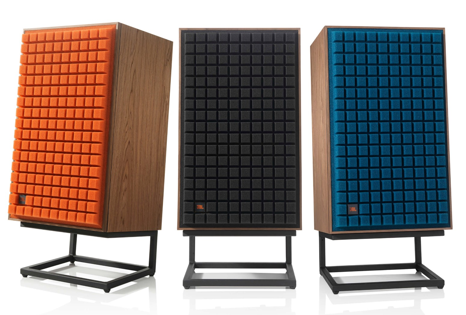 JBL reissues their classic 1970s speakers with the fantastic space