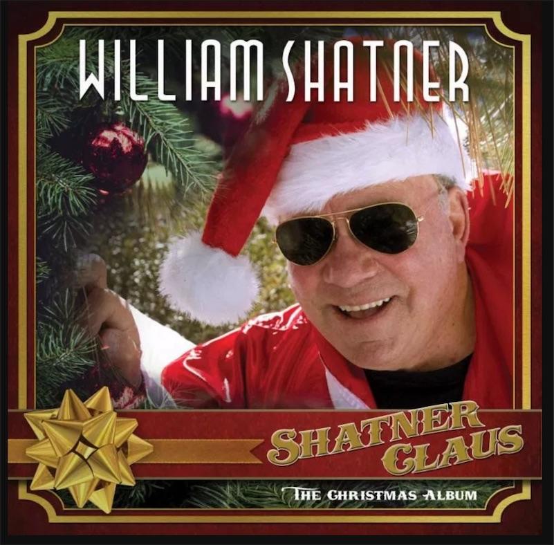 "Listen to William Shatner and Henry Rollins's duet of ""Jingle Bells"""