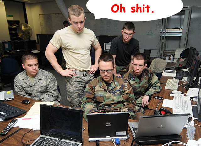 Report: U.S. military weapon systems and computers are ridiculously easy to hack
