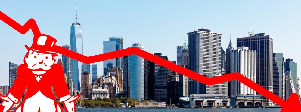New York's luxury real-estate market is crashing / Boing Boing