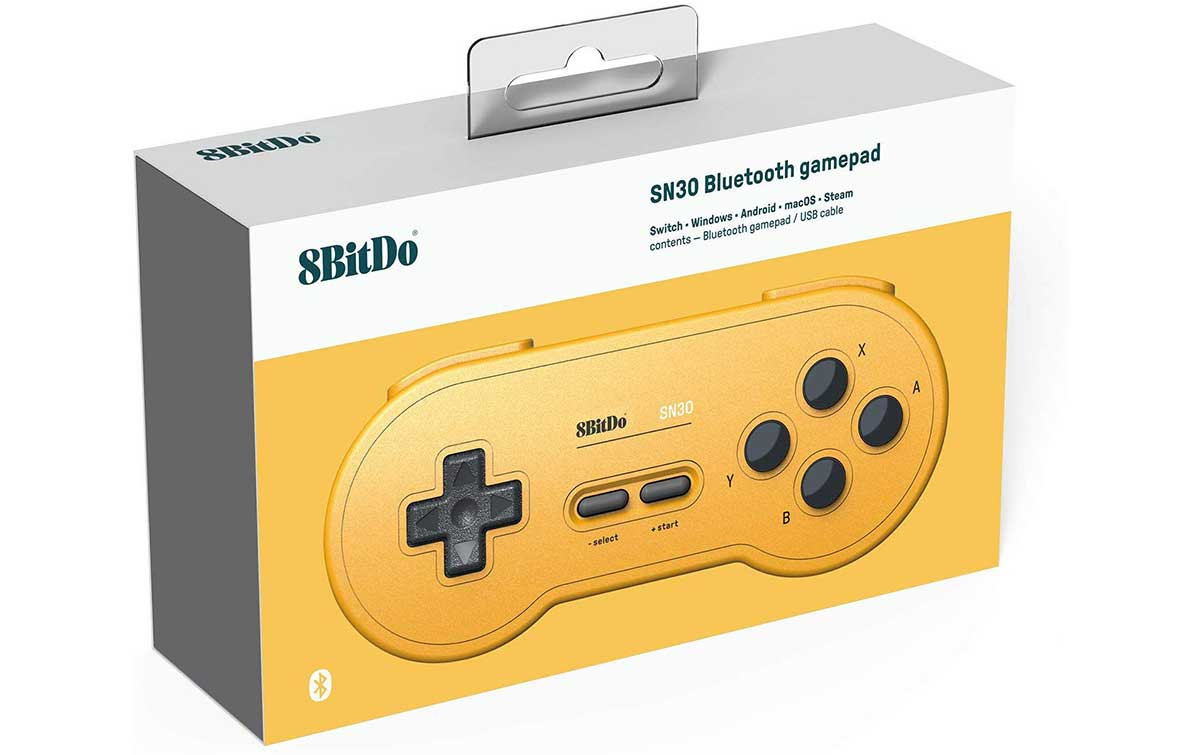 8BitDo introduces new wireless game controllers