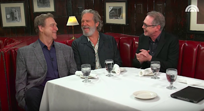 Watch a delightful interview with the stars of The Big Lebowski