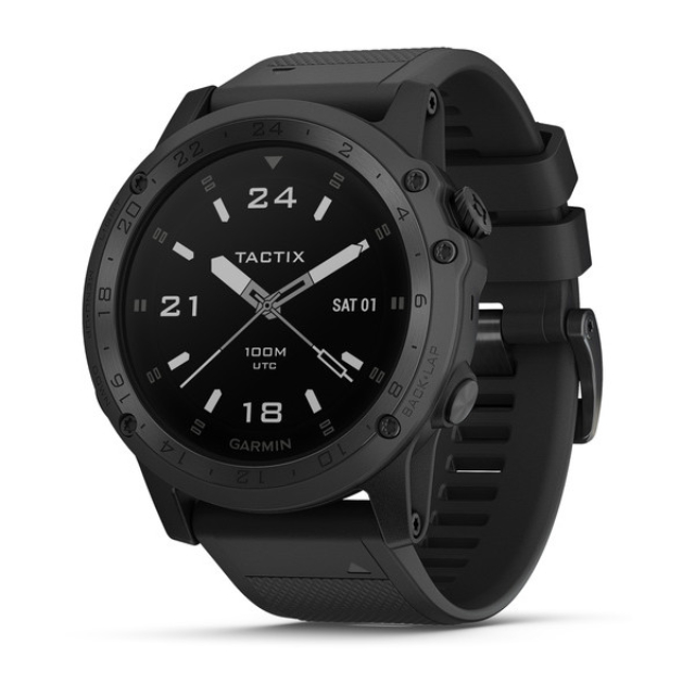 I love the Garmin Tactix Charlie, so it'll likely get lost
