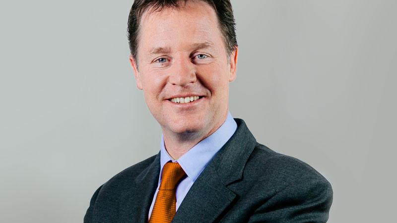 Facebook Gets Former UK Deputy PM Nick Clegg for Global Policy