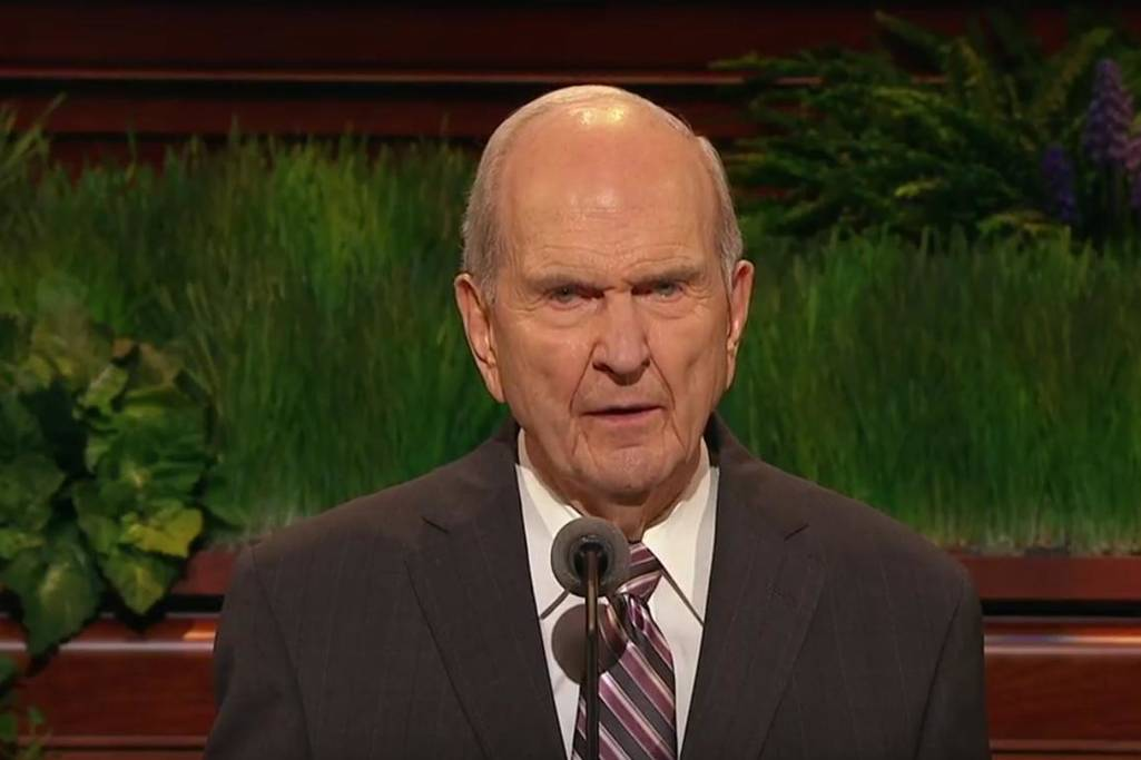 """President of The Church of Jesus Christ of Latter-day Saints: stop saying """"Mormon"""" or """"LDS Church"""""""