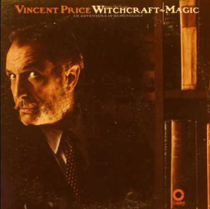 Listen to Vincent Price's delightful 1969 lecture on witchcraft, magick, and demonology