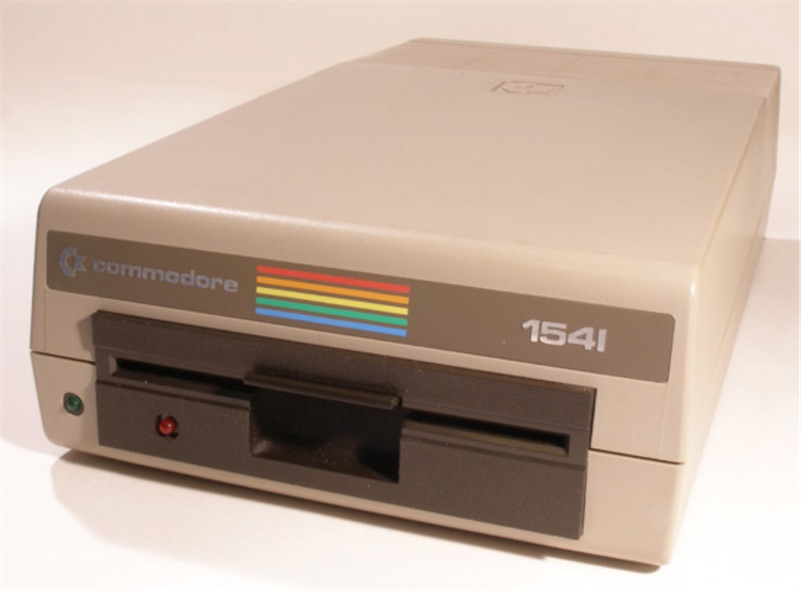 Play Bubble Bobble, Wolfenstein, and 13,000 other Commodore 64 disks