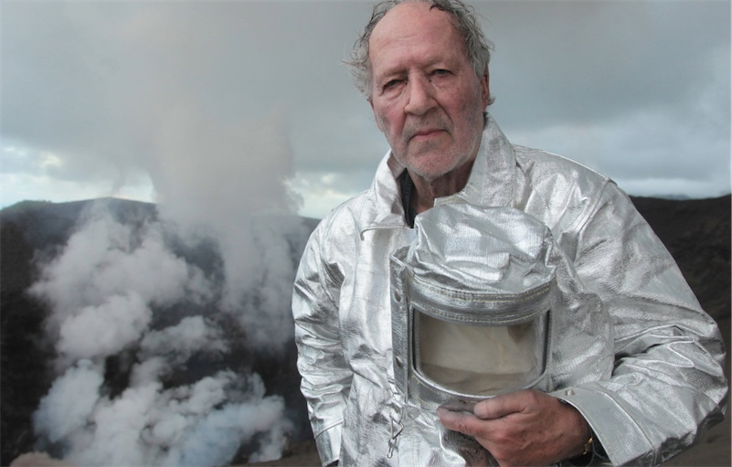 Werner Herzog is making a documentary about meteorites