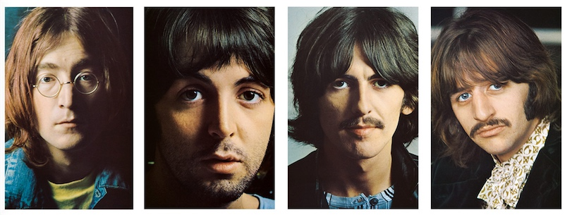 """Listen to The Beatles' """"While My Guitar Gently Weeps,"""" a stunning unreleased version"""
