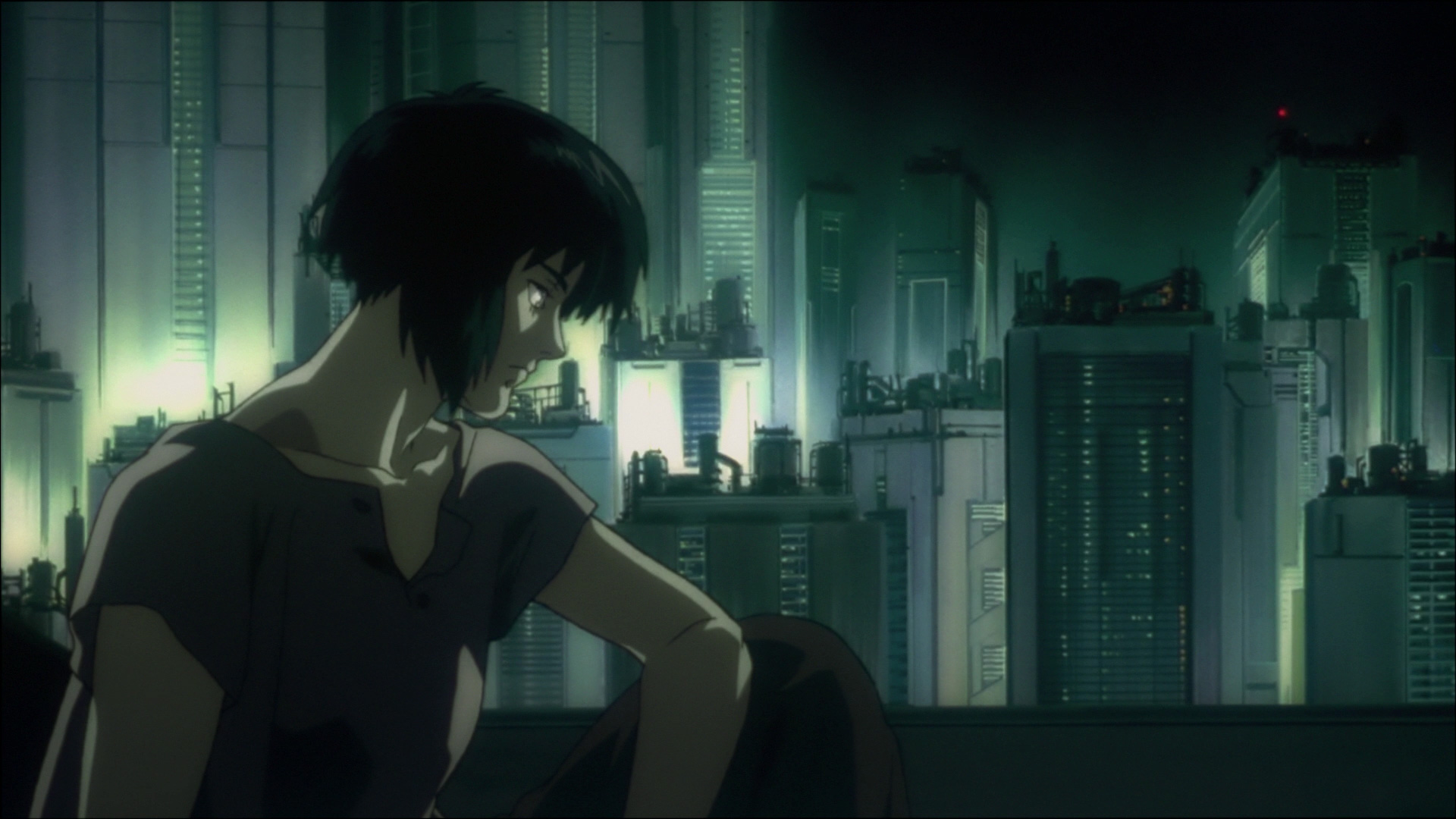 "The 1995 Anime ""Ghost in the Shell"" is more relevant than ever in today's technologically complex society"
