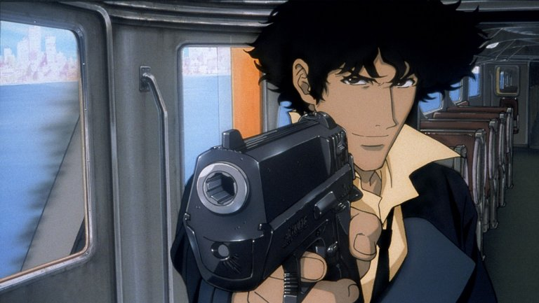 Netflix orders live-action Cowboy Bebop TV series