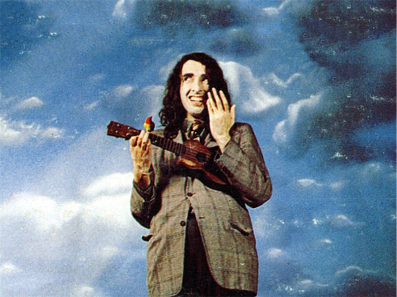 "Listen to Tiny Tim's unreleased cover of ""House of the Rising Sun"""