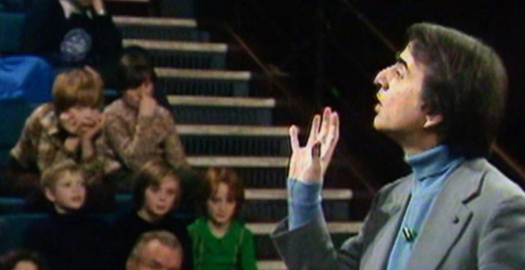 La serie de conferencias clásicas de Carl Sagan para niños y adultos [ENG]