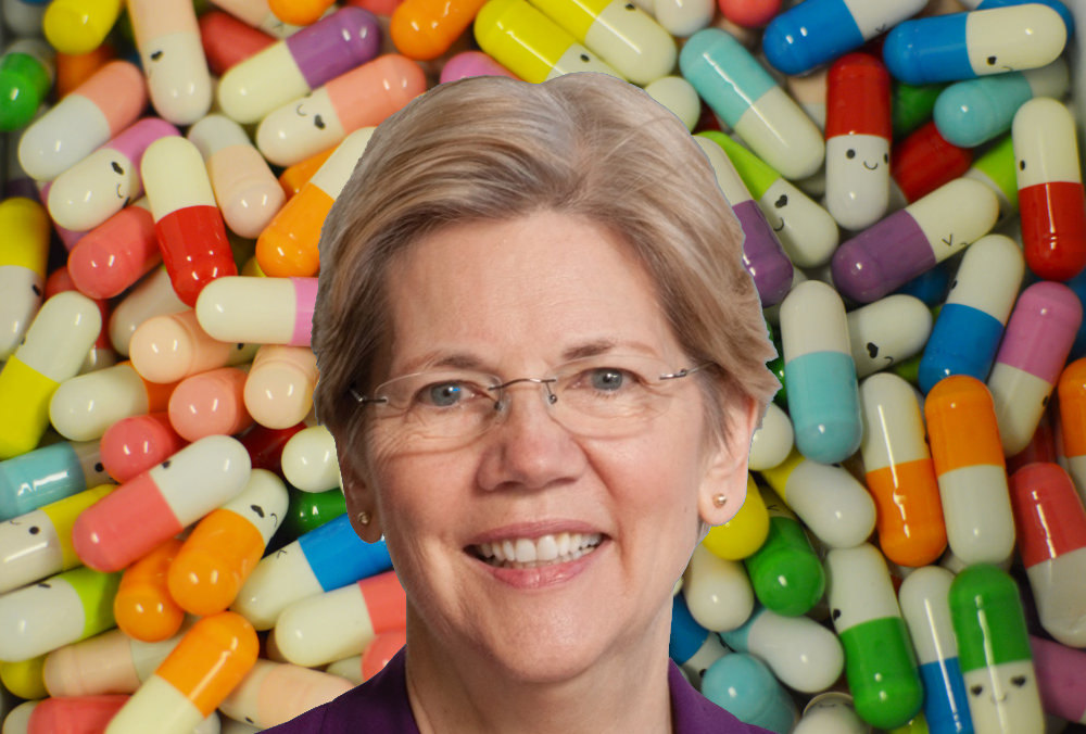 Elizabeth Warren's new bill: let the US government manufacture generic versions of overpriced, unavailable drugs