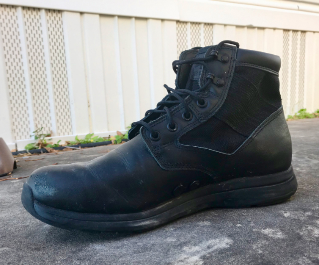 these boots from goruck are crazy comfortable boing boing