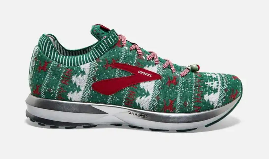 Christmas Sneakers.Now There Are Ugly Christmas Sweater Sneakers Boing Boing