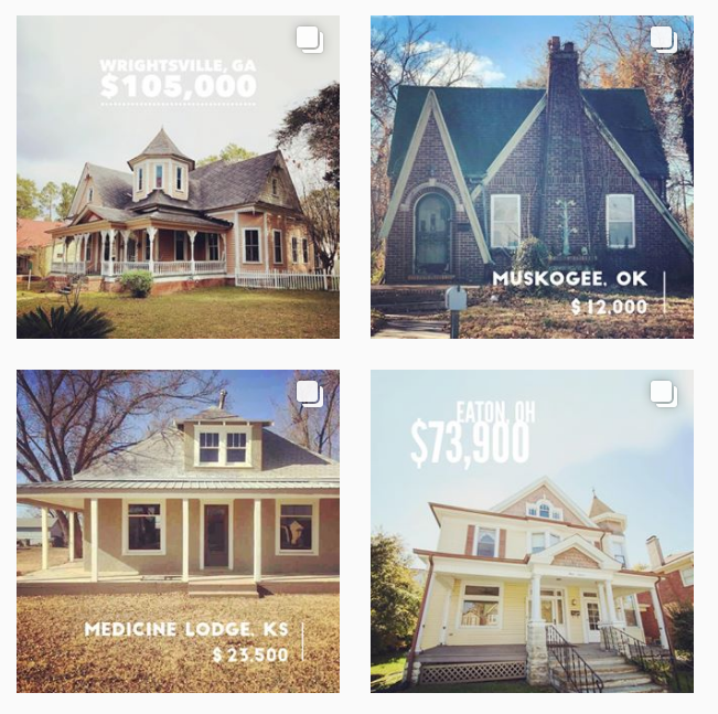Cheap Old Houses Instagram Becomes Too Popular, Creates