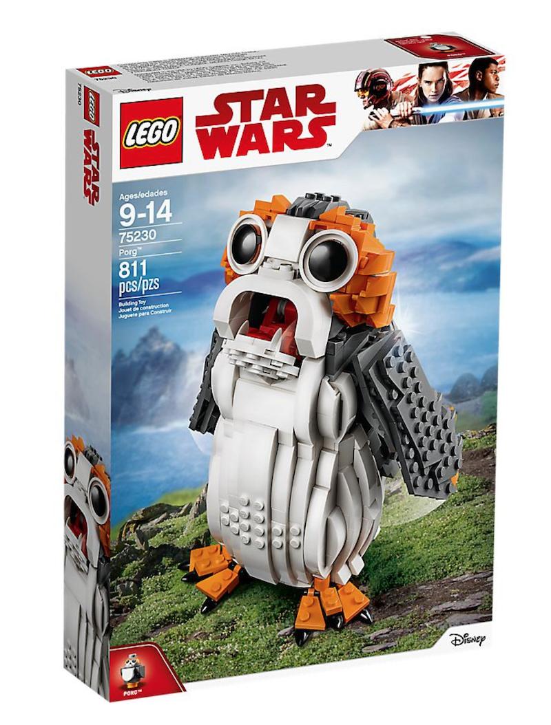 Good Deal On A Lego Star Wars Porg Boing Boing