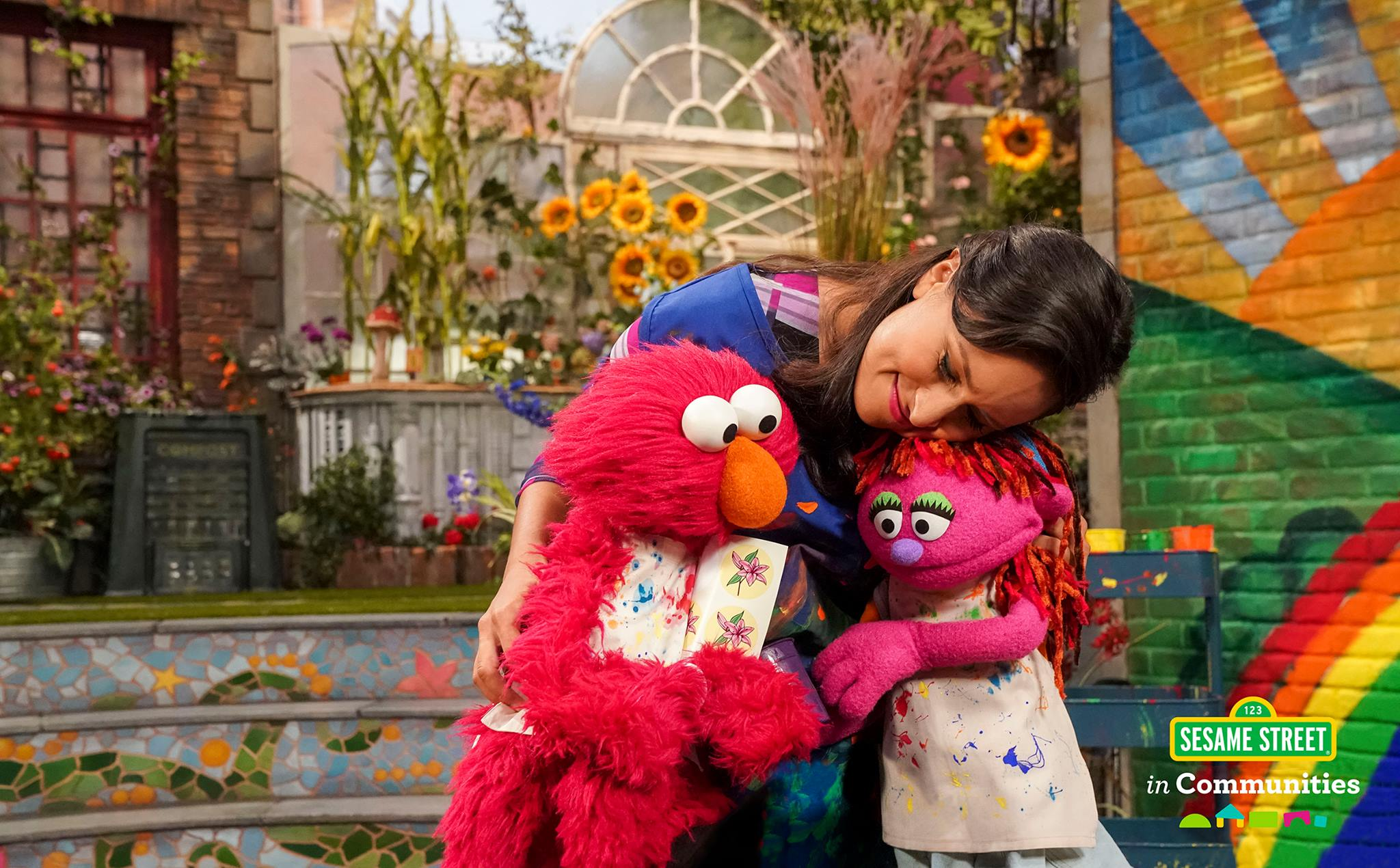 Sesame Street introduces Lily, the first muppet to experience homelessness