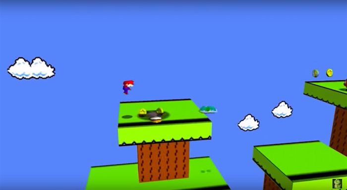 n64 modder re imagines classic super mario boing boing