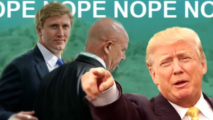 Nick Ayers says NOPE: Trump pick to replace John Kelly will not be new WH chief of staff