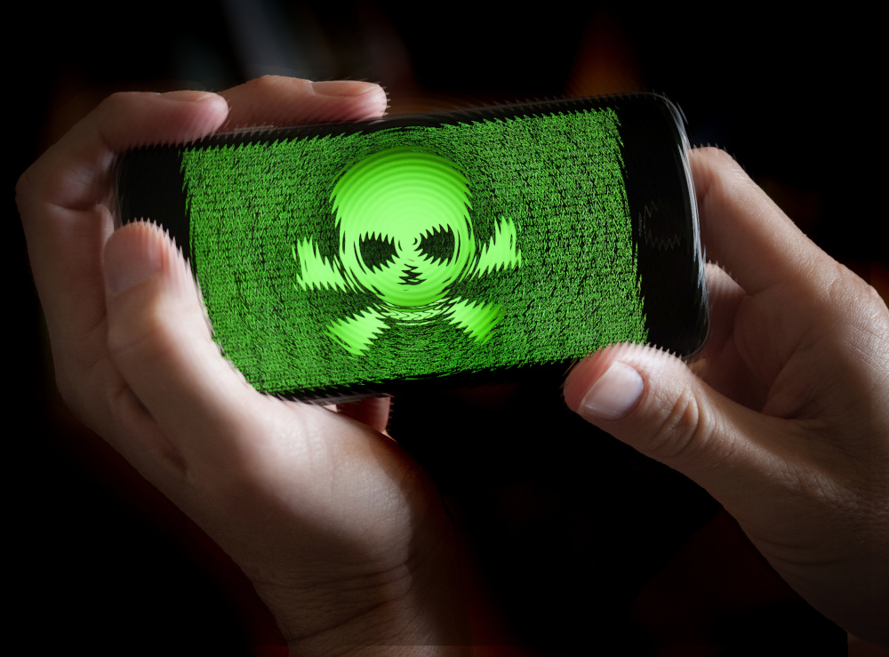 Android malware uses accelerometer readings to figure out if it was running on a real phone or in emulation