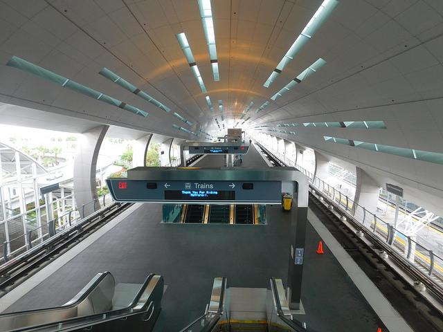 miami airport is shutting down a 15-gate terminal that