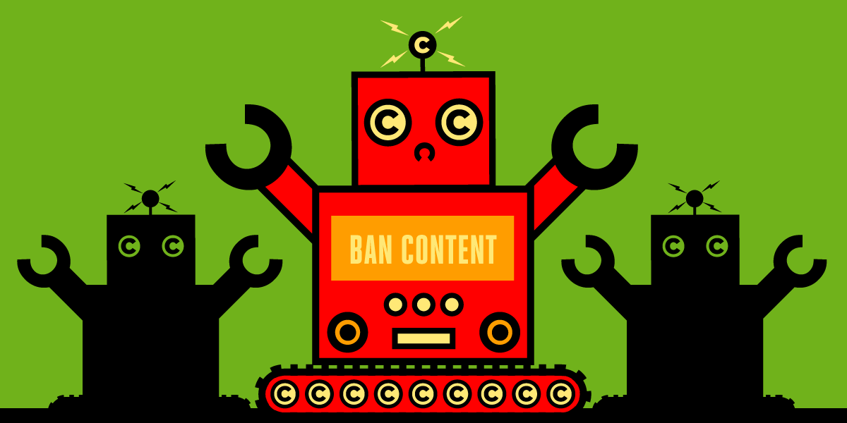 Now EVERYBODY hates the new EU Copyright Directive