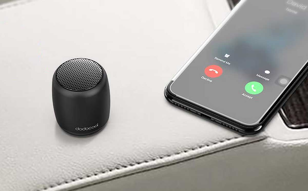 This tiny bluetooth speaker is back / Boing Boing