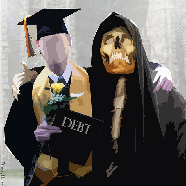 GOP wants to take your student loan payment directly out of your paycheck