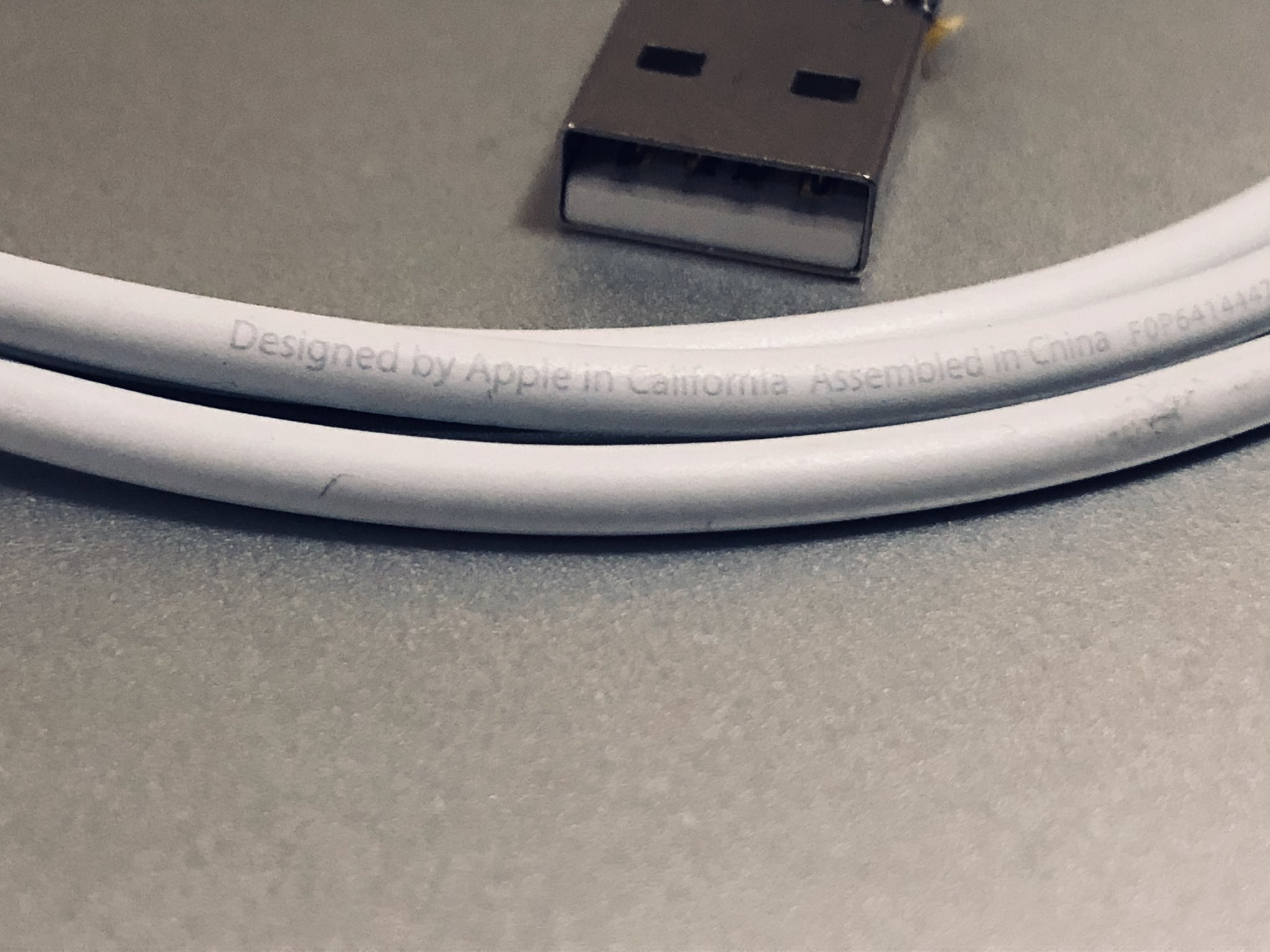 A malicious USB cable with its own wifi rig