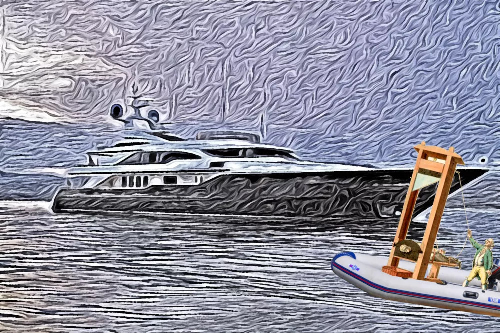 Consultants Will Train The Crew Of Your Super Yacht To Take Care Of