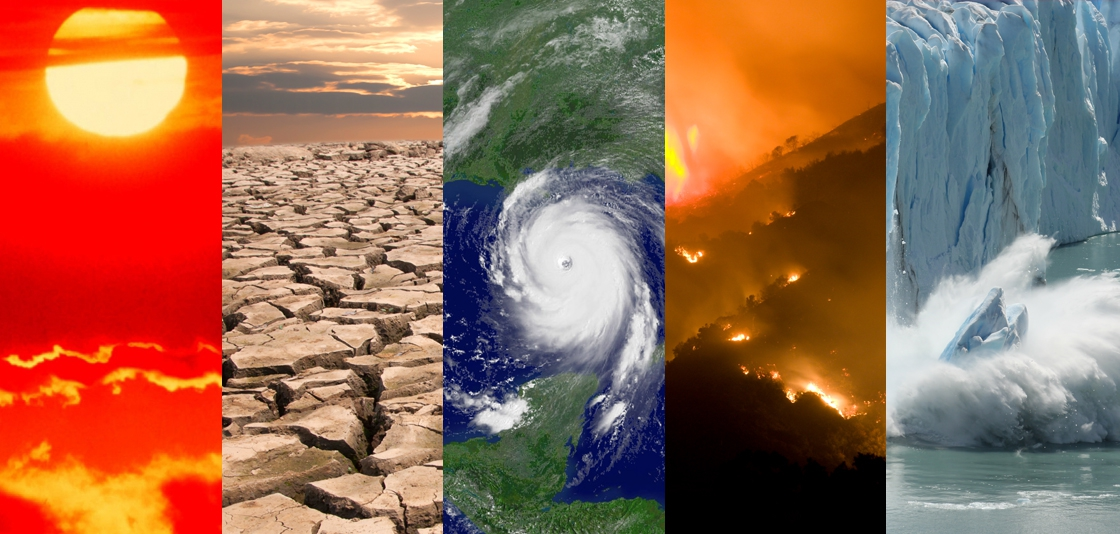 NOAA says 2018 was 4th warmest year on record, in an undeniable global warming trend