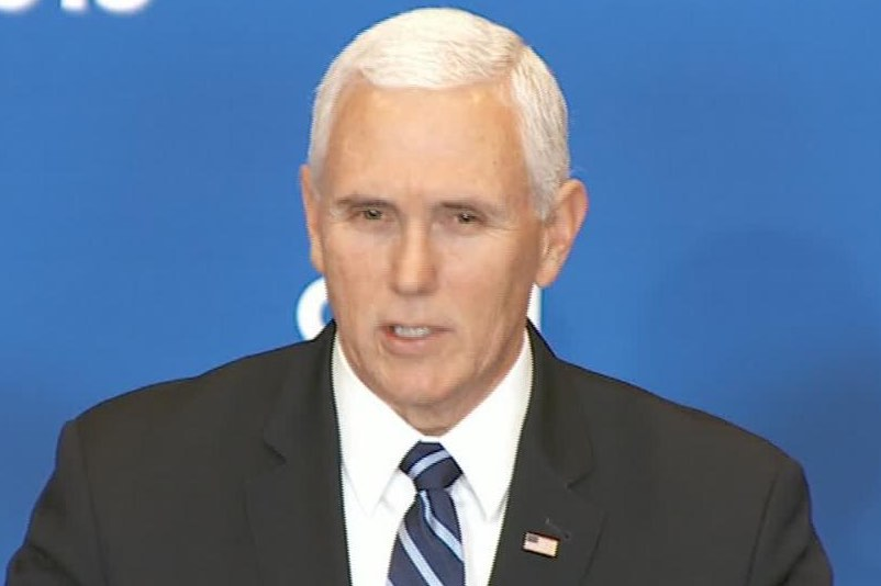 VP Mike Pence to visit Auschwitz death camp on Europe trip