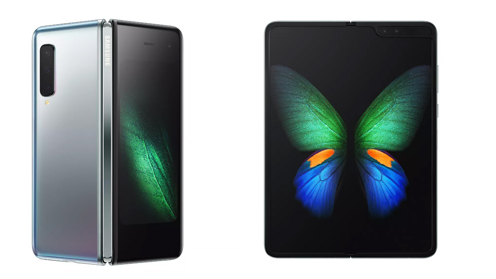 Samsung's foldable phone is called the Fold and will cost $1980