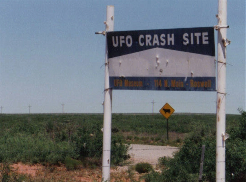 Roswell UFO crash site sold to new owner / Boing Boing