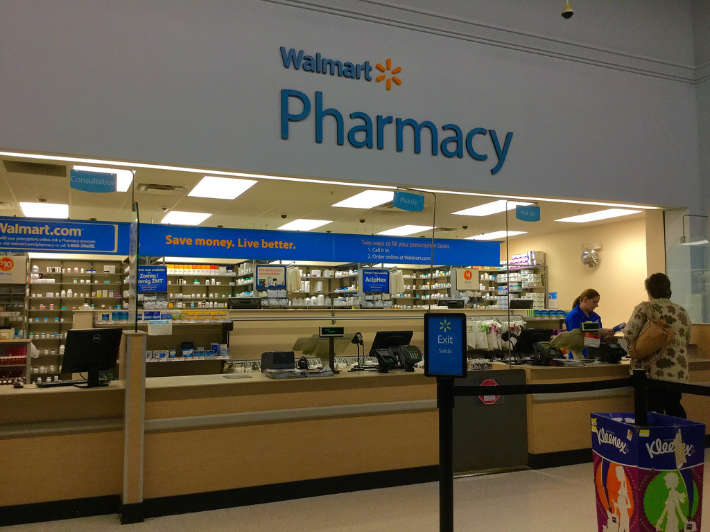Self-insurer Walmart flies its sick employees to out-of