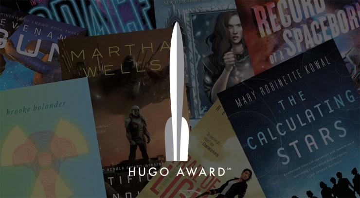 2019 Hugo Award finalists announced / Boing Boing