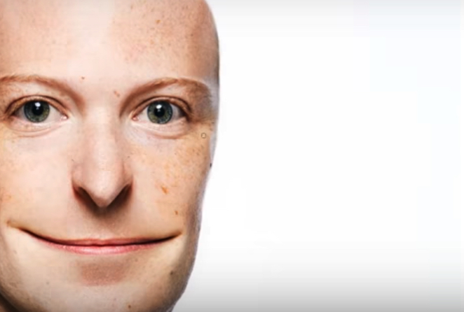 The True Face of Zuckerberg slowly revealed with Photoshop / Boing Boing