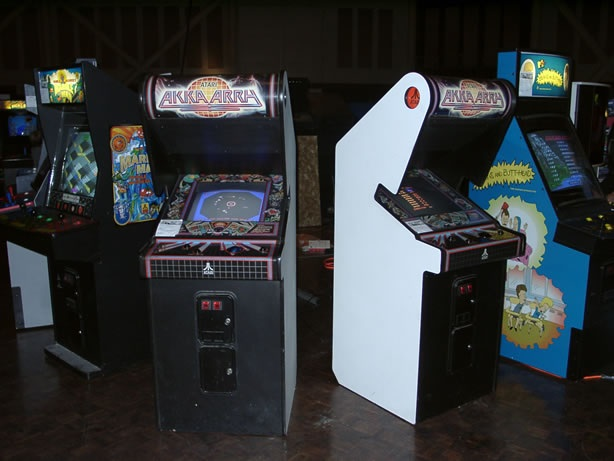 ROM image of ultra-rare Atari arcade game dumped and