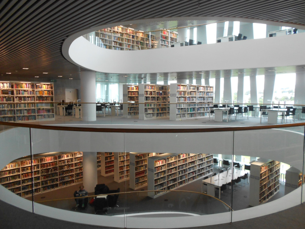 libraries / Boing Boing