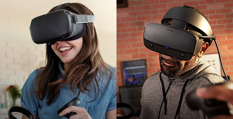 Oculus Quest and Rift S now shipping / Boing Boing