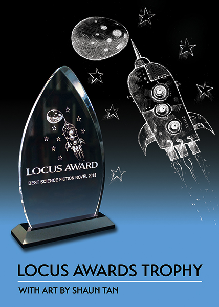 The 2019 Locus Award nominees: your guide to the best sf/f