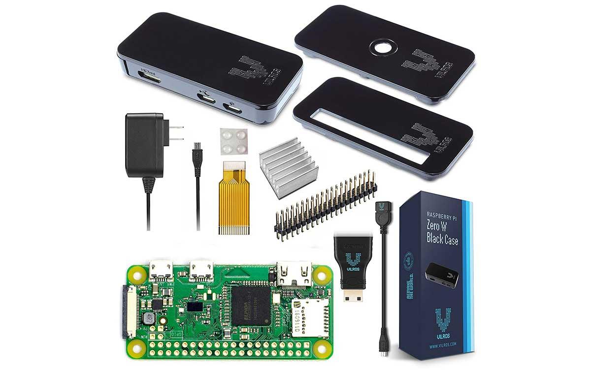 Good price on a Raspberry Pi Zero W starter kit / Boing Boing