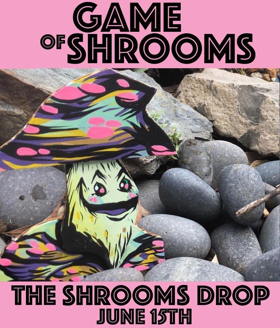 mushrooms / Boing Boing