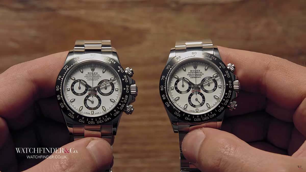 e547f2fdf Comparing a high-quality Rolex knockoff with a real one / Boing Boing