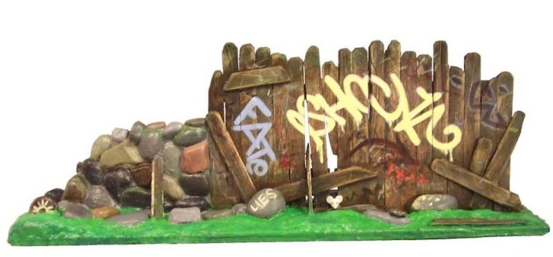 Grafitti For Kids Art Project